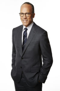 NBC News' Lester Holt to host 2019 Freedom of the Press Awards
