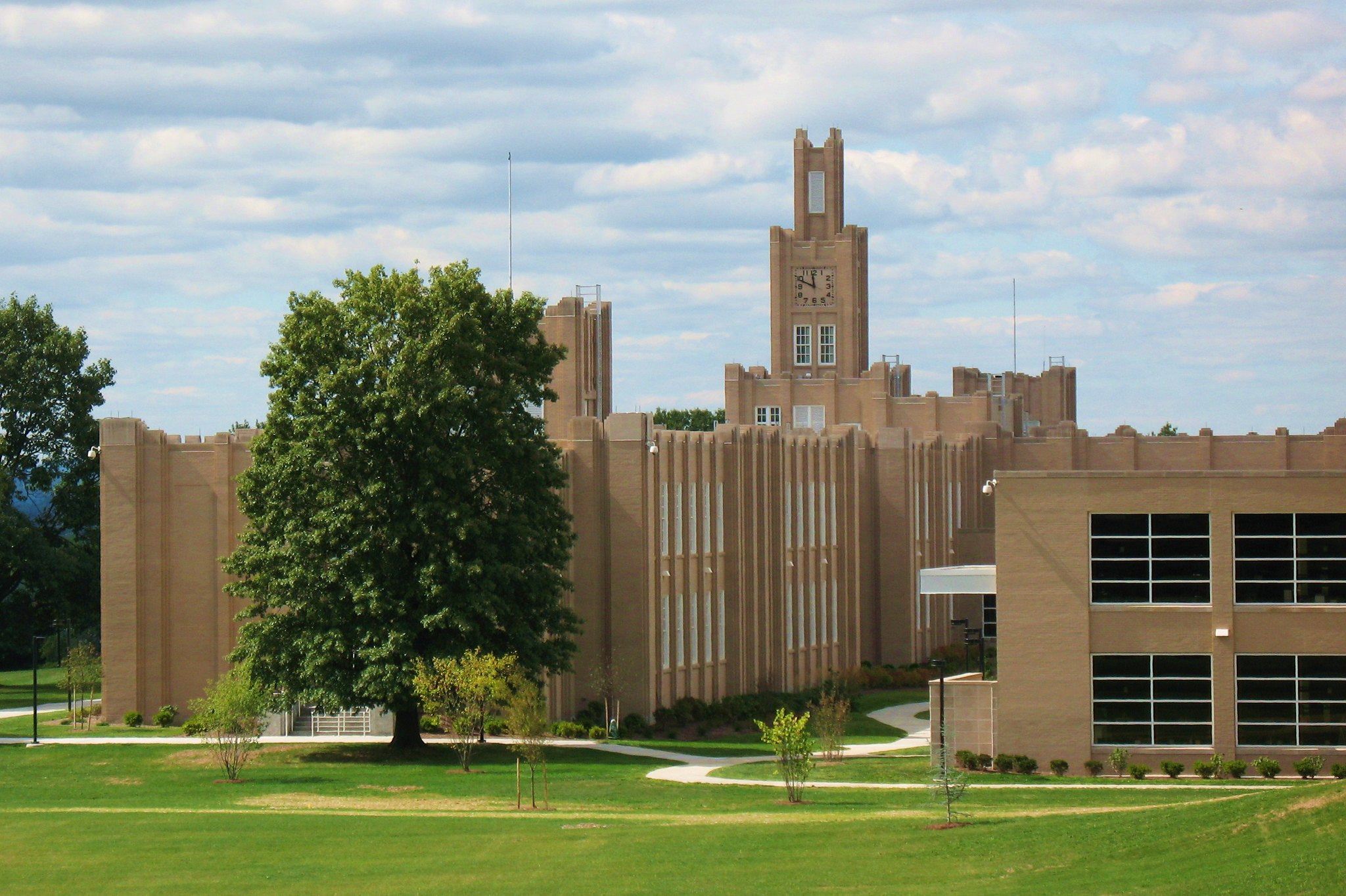 Photo of the Milton Hershey School