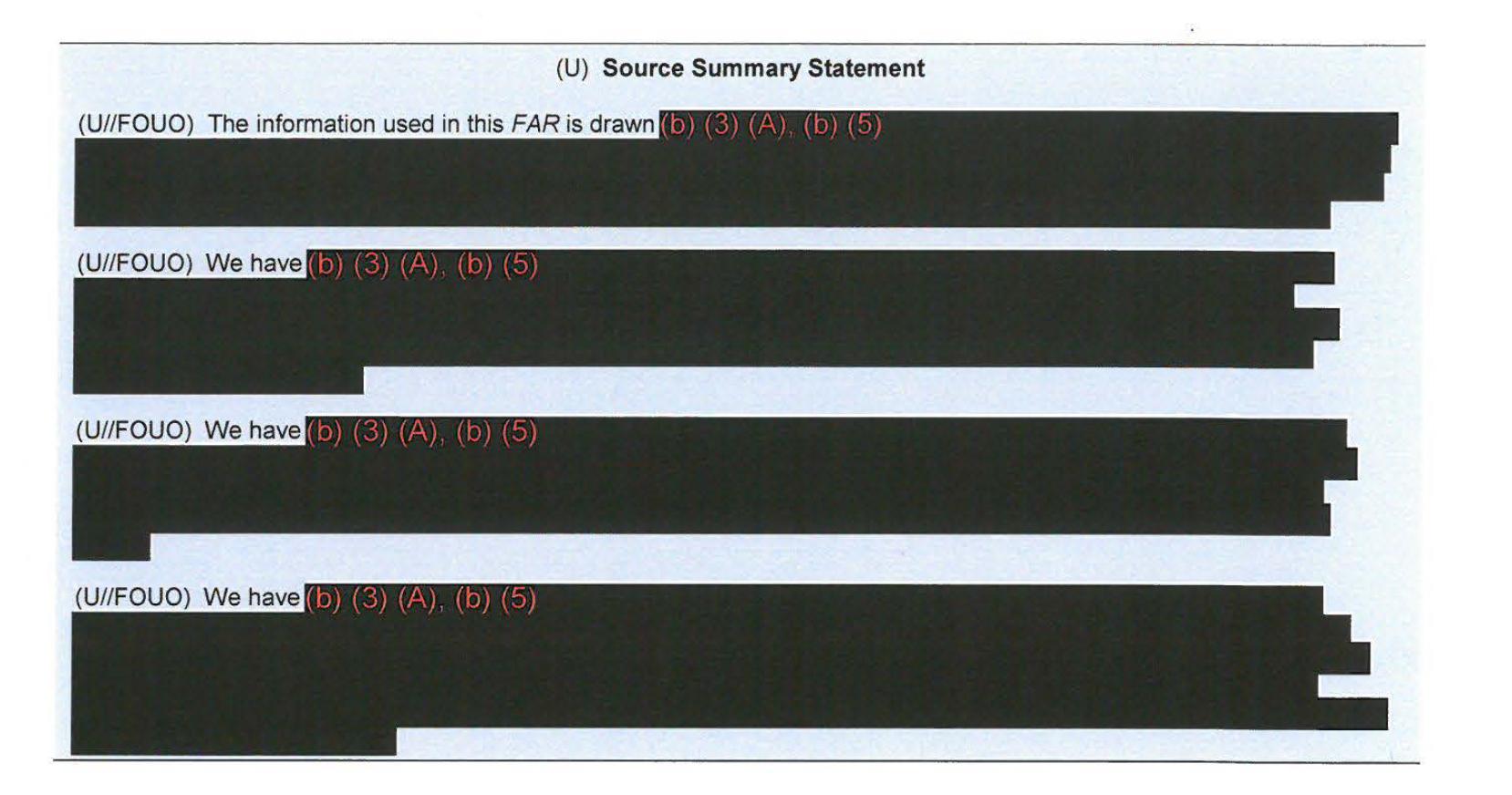 Screenshot of heavily redacted document