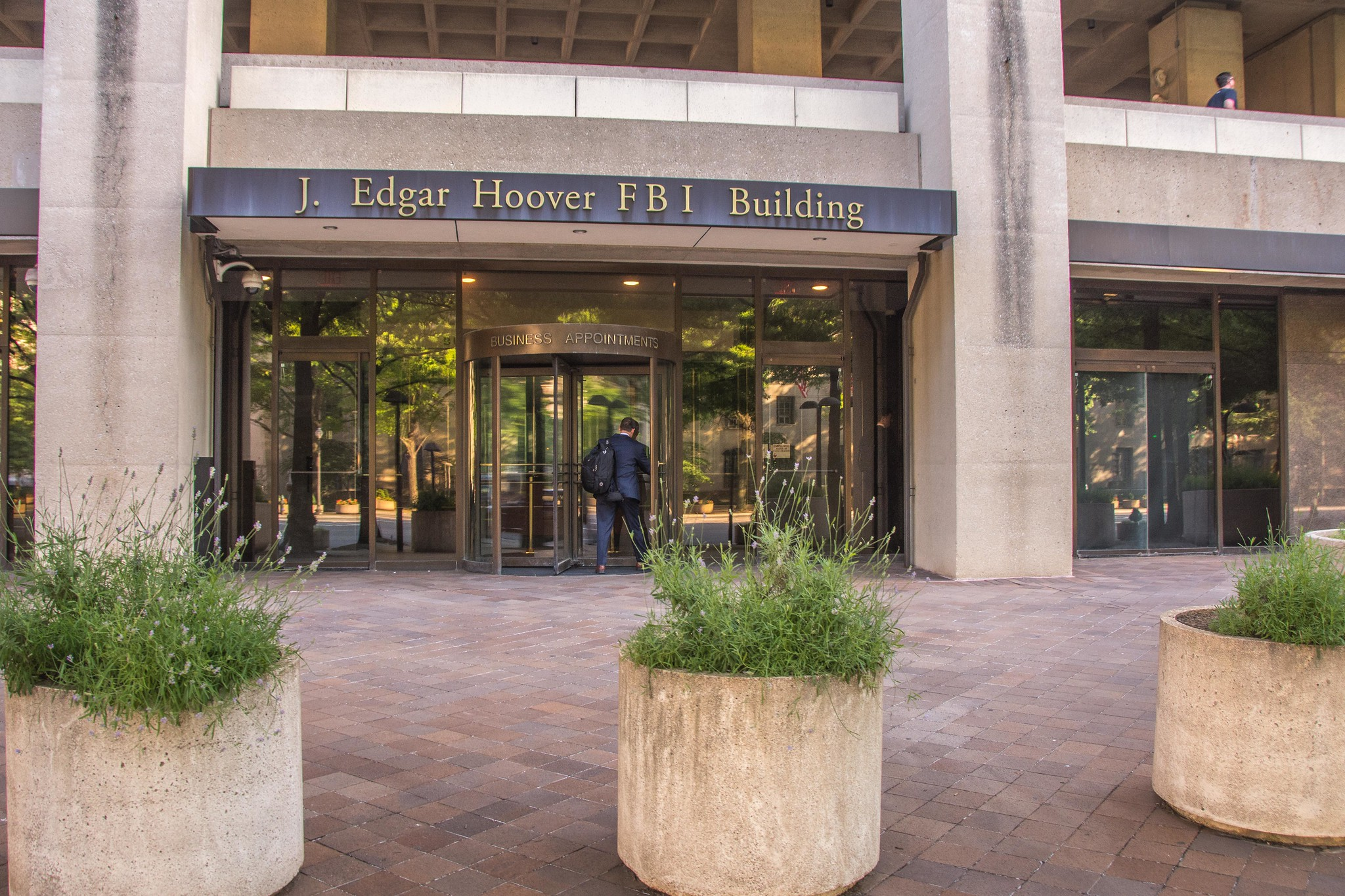 Creative Commons photo of the J. Edgar Hoover building in Washington, D.C.