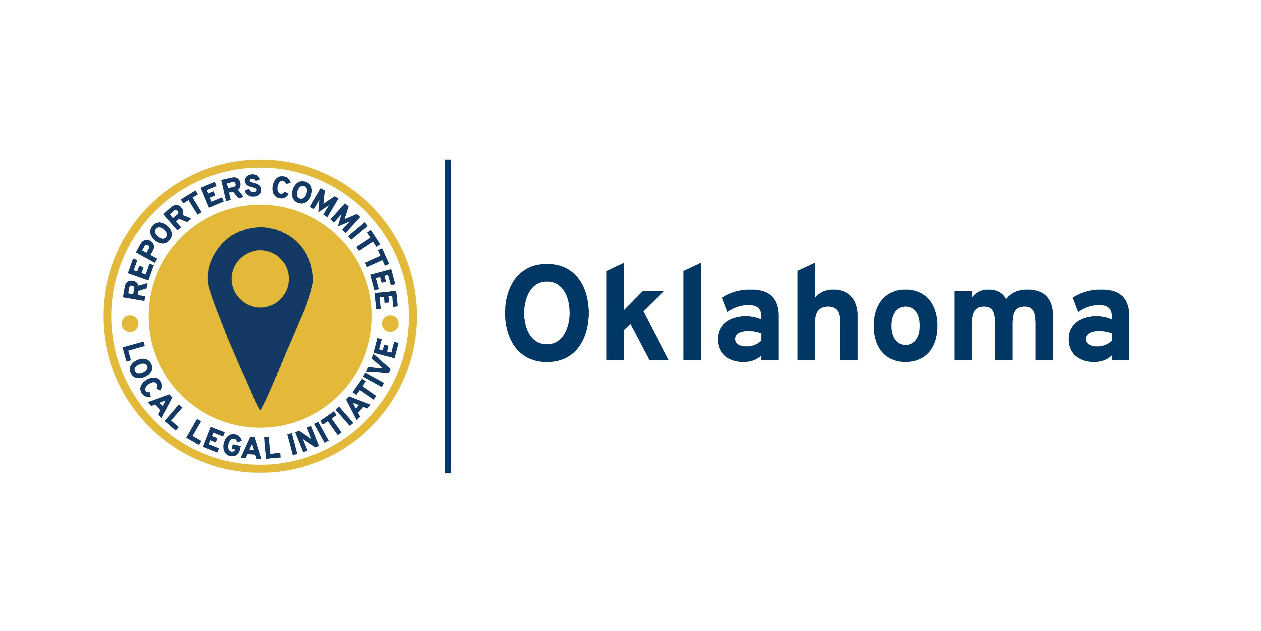 Oklahoma LLI logo card