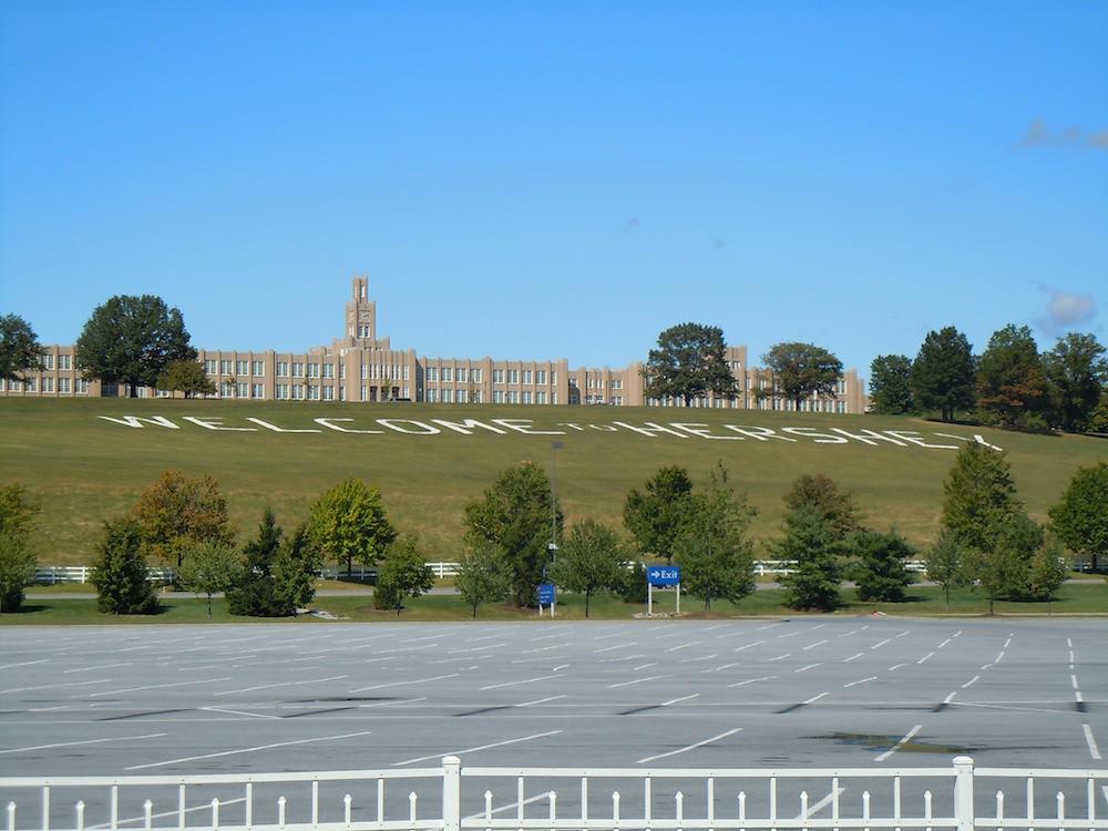 Photo of Milton Hershey School. Via Flickr