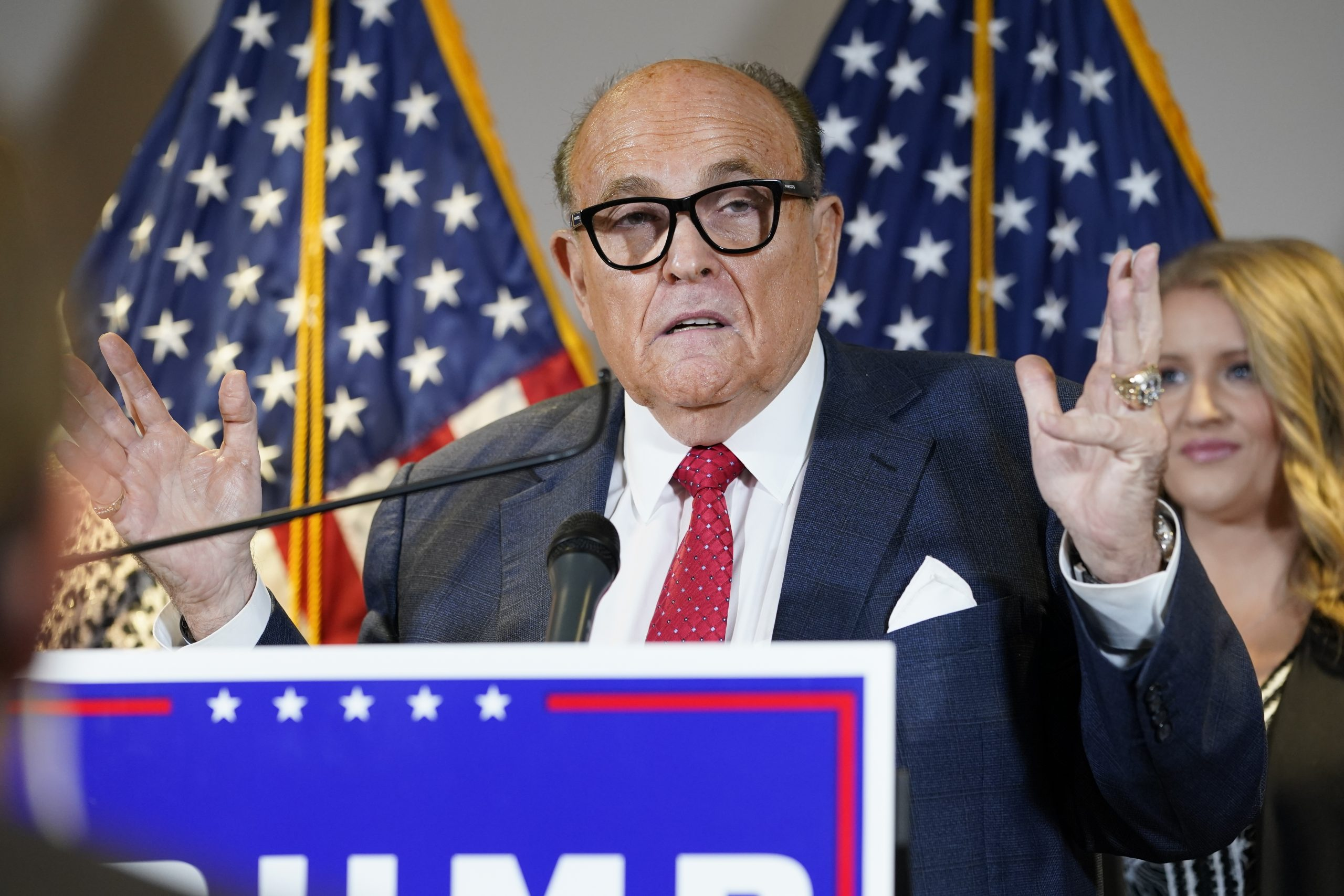 AP Photo of Rudy Giuliani